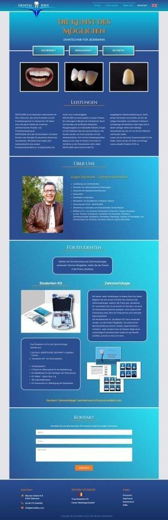 screendesign - dentalidee