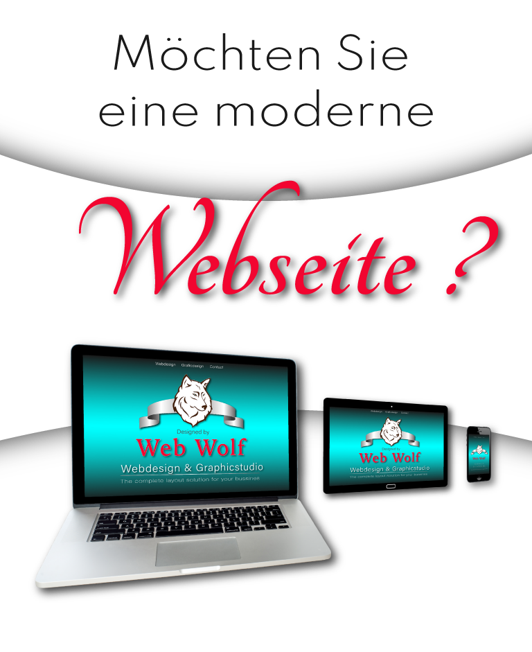 webdesign teaser