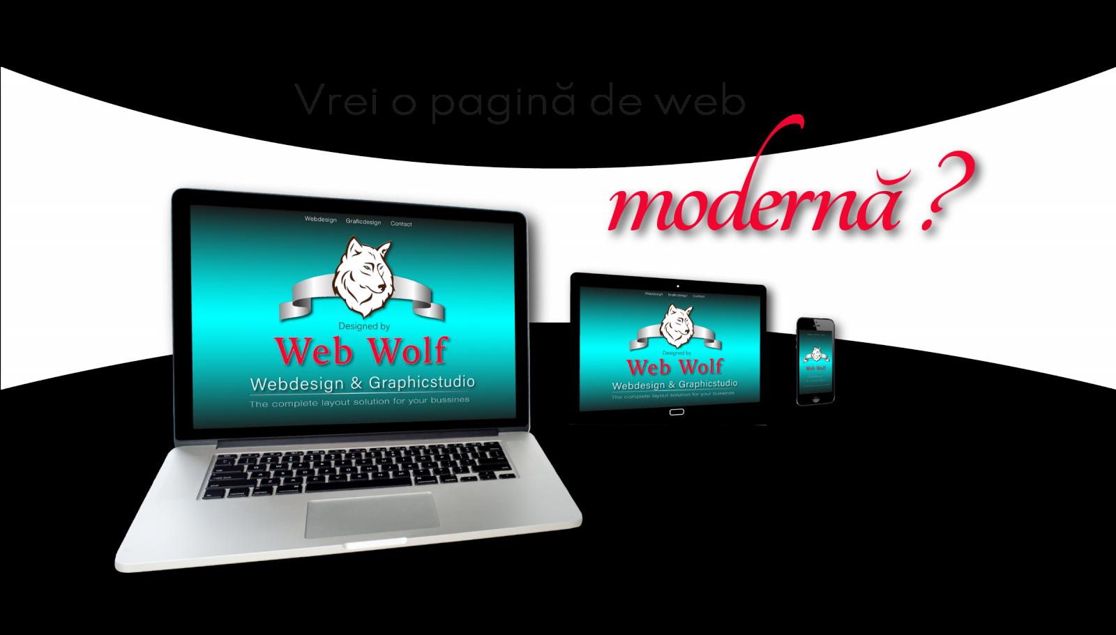 webdesign webwolf